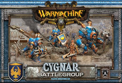 Cygnar Starter